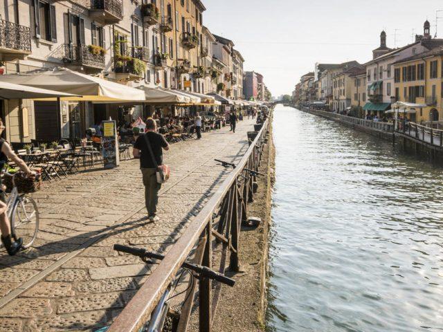 Un paseo por el barrio de moda de Milán