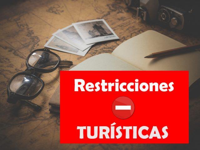 📛 Las principales prohibiciones turísticas que debes conocer