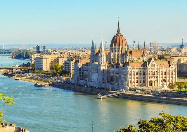 Budapest, a orillas del Danubio