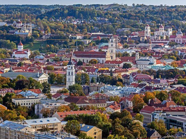 Vilnius, la capital desconocida de los países bálticos
