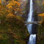 Las cataratas de Multnomah, un sueño para los aventureros