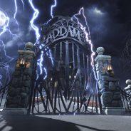 Alojarte en la mansión de la Familia Addams