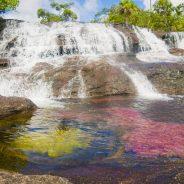 El río de los cinco colores (Colombia)