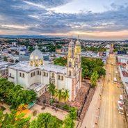 Culiacán (México) se disfruta caminando