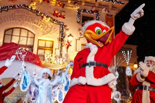 Todas las actividades de PortAventura esta Navidad